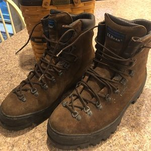 L.L.Bean Heavyweight Mountaineering Gore-Tex Boots